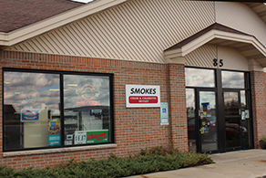 Smokes - Fond du Lac Location
